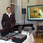 Ozvučení svatby DJ